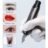 Machine de maquillage permanent machine à tatouer à stylo rotatif