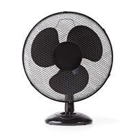Ventilateur de table 40 cm - Noir