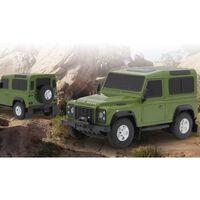 Jamara Voiture télécommandée Land Rover 1:24 Vert