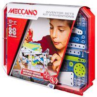 Meccano Ensemble de construction et d'invention 5 Motorized Movers