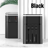 Chargeur USB Baseus Quick Charge 3.0 - Adaptateur de voyage universel