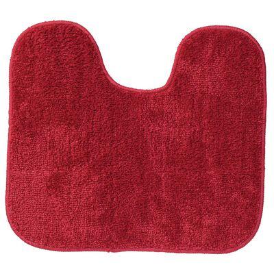 Sealskin Tapis de pieds Doux 45x50 cm Rouge