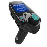 T11 Transmetteur FM / lecteur MP3 avec Bluetooth
