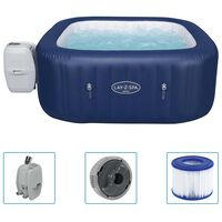 Bestway Cuve thermale gonflable Lay-Z-Spa Hawaii AirJet