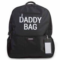 CHILDHOME Sac à dos à langer Daddy Bag 40 x 20 x 47 cm Noir