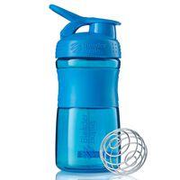 BlenderBottle Tasse à shaker SportMixer 590 ml Cyan