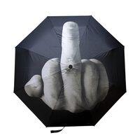 Parapluie avec une attitude