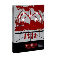 Stranger Things, Cahier - Mind Flayer
