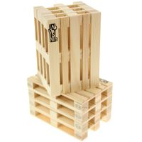 Labyrinth Sous-verres Pallet-It 10 pcs