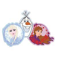 Frozen 2 / La Reine de Neiges 2, 3x Bloc-notes