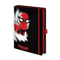 Spider-Man, Cahier