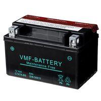 Batterie Liquifix 12 V 6 Ah MF YTX7A-BS VMF Powersport