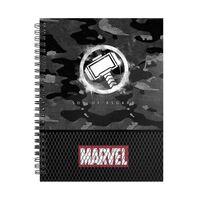 Marvel, Carnet Quadrillé A5 - Thor