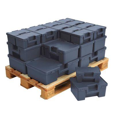 Raaco Boîte à outils Solid 3 Bleu 136778