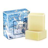 Élimination du savon au sel de mer Pimple Pores Traitement de