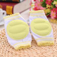 Genouillère bébé coton confortable respirant coussinets pour