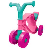 BIG Vélo d'équilibre Flippi Rose et turquoise