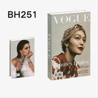 Faux livres de mode ornement de décoration à la maison - modèle de