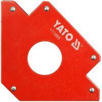 YATO Support magnétique de soudage