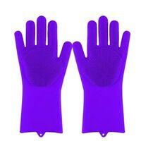 Lave-vaisselle en silicone de qualité alimentaire magique - gants de