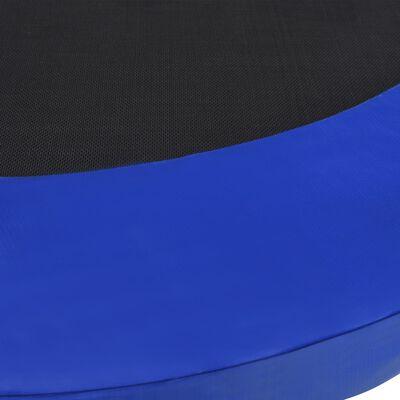 vidaXL Trampoline de fitness avec poignée et coussin de sécurité 102cm