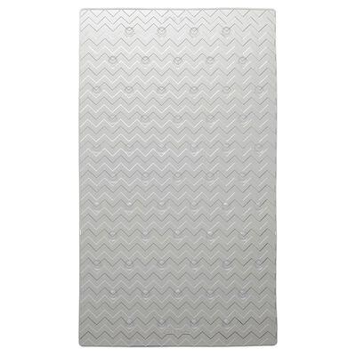 Sealskin Tapis de bain antidérapant Leisure 40 x 70 cm Transparent