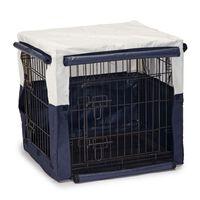 Beeztees Housse de cage pour chiens Benco 63 x 55 x 61 cm Bleu 715955
