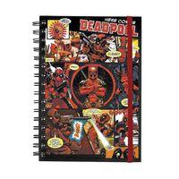 Bloc-notes A5 - Deadpool