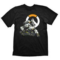 GAYA - T-shirt Overwatch Winston Logo