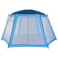 vidaXL Tente de piscine Tissu 500x433x250 cm Camouflage