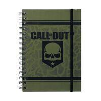 Call of Duty, Cahier - Skull