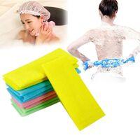 Serviette de nettoyage pour le corps de bain - lavage de douche