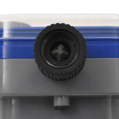 vidaXL Minuterie numérique automatique d'arrosage avec sortie double