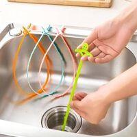 Cuisine, évier de salle de bains nettoyeur de drain de tuyau et