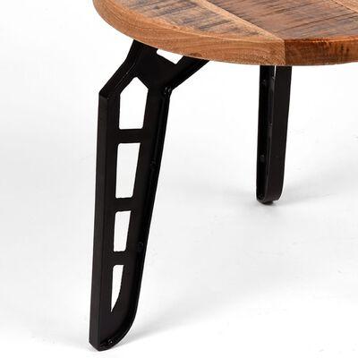 LABEL51 Table basse Flintstone 80x43 cm