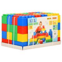 Polesie Blocs en jouet 72 pcs