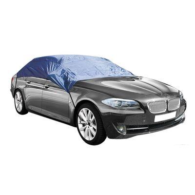 ProPlus Housse de toit de voiture XL 390x156x60 cm Bleu foncé