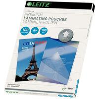 Leitz Pochettes de plastification ILAM 100 microns A4 100 pcs