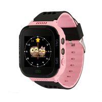 Q528 Smartwatch pour Enfants - Rose Clair