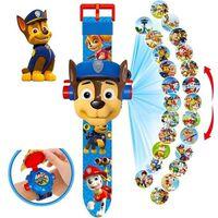 Projection magique montre jouets pour enfants gadgets électroniques,