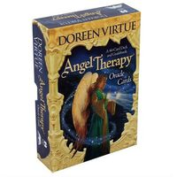 Ange thérapie oracle tarot cartes jeu de société version anglaise
