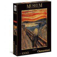 Puzzle Le Cri de Edvard Munch