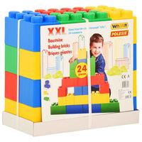 Polesie Blocs en jouet 24 pcs