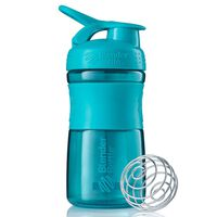 BlenderBottle Tasse à shaker SportMixer 590 ml Sarcelle