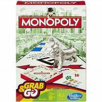 Monopoly Grab & Go, Jeu de voyage