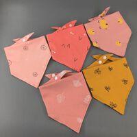 écharpe pour bébé - bavoirs bandana fille stuff - 18 / taille