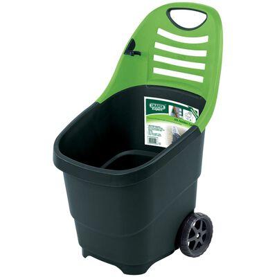 Draper Tools Expert Chariot de jardin 65 L Vert 78643