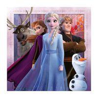 Puzzles 3x49 p - Le voyage commence / Disney La Reine des Neiges 2