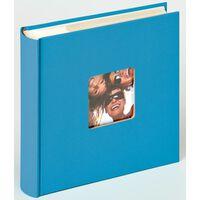 Walther Design Album photo Fun Memo 10x15 cm Bleu océan 200 photos