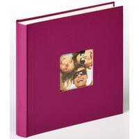 Walther Design Album photo Fun 30x30 cm Violet 100 pages